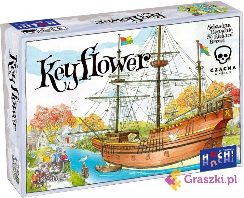 Keyflower (edycja PL) + bonus
